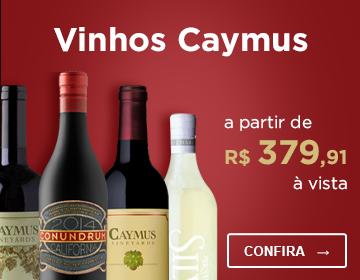Banner Vinho Caymus