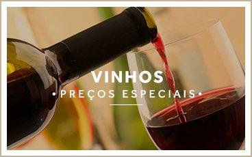 Vinhos com preços especiais