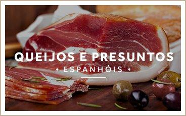 Queijos e Presunto Espanhol